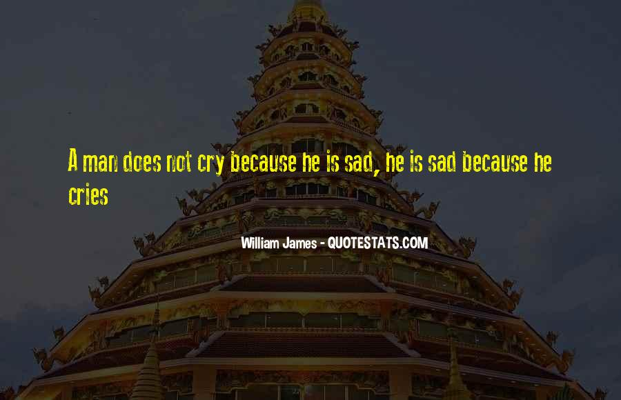 Man Cry Quotes #494140