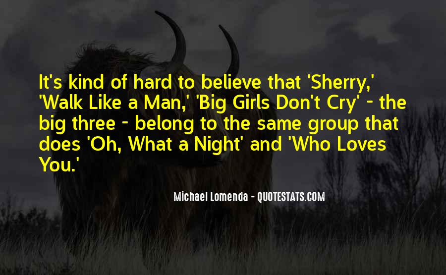 Man Cry Quotes #918392