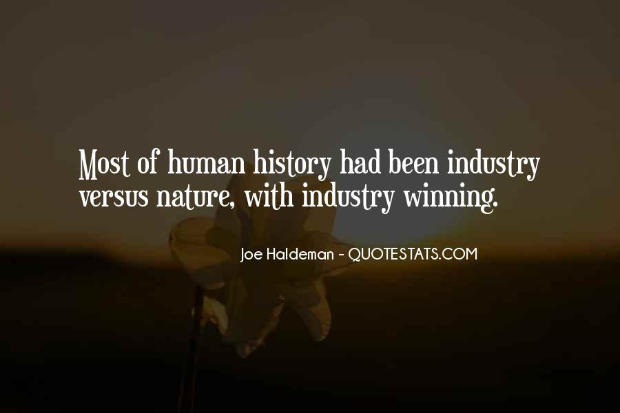 Man In Nature Quotes #1237