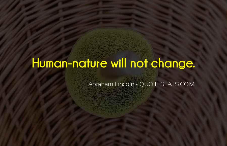 Man In Nature Quotes #1648
