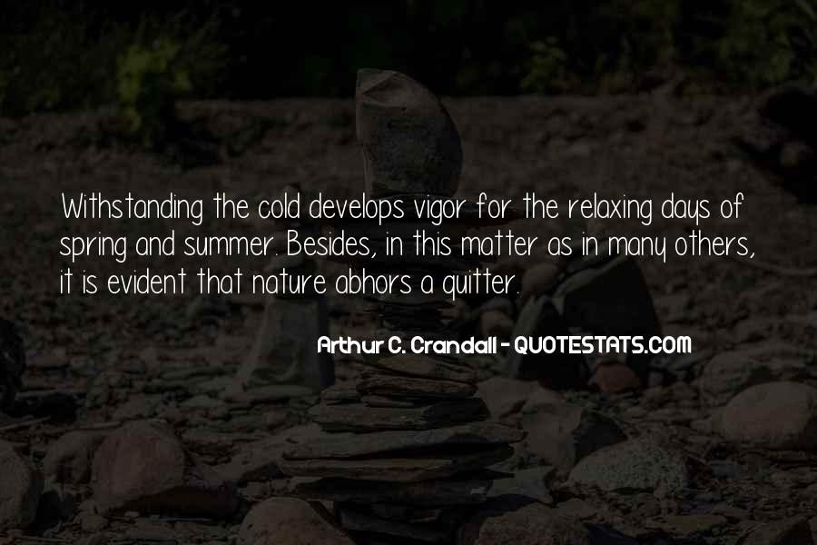 Man In Nature Quotes #1899