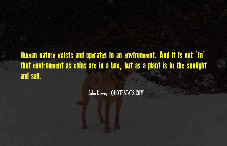 Man In Nature Quotes #2514