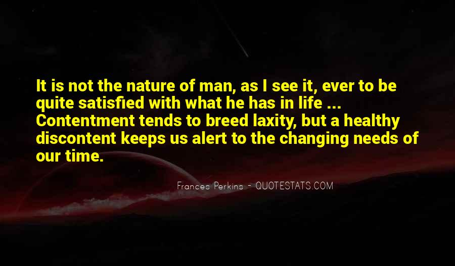 Man In Nature Quotes #3650