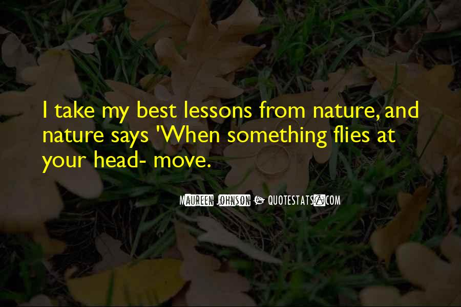 Man In Nature Quotes #376