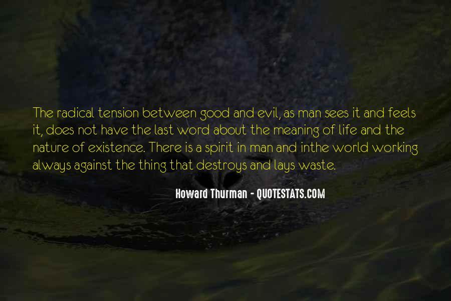 Man In Nature Quotes #5728