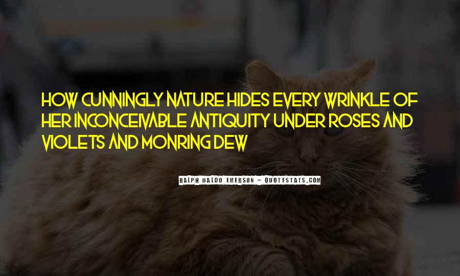 Man In Nature Quotes #620