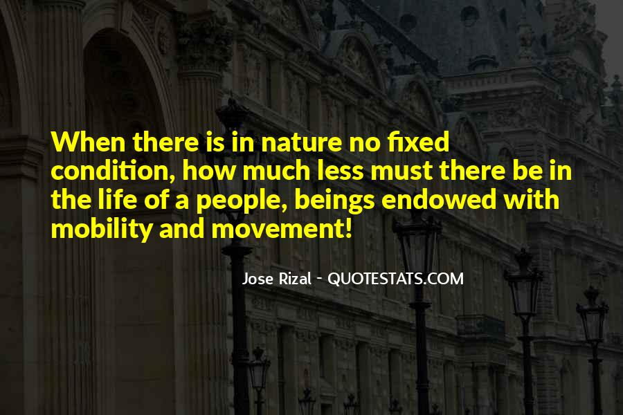 Man In Nature Quotes #8048