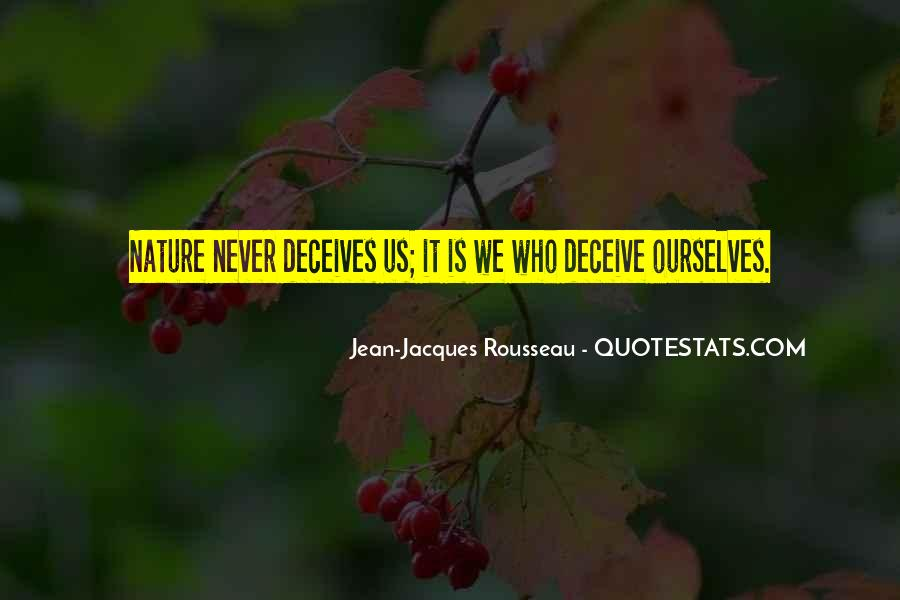 Man In Nature Quotes #9292