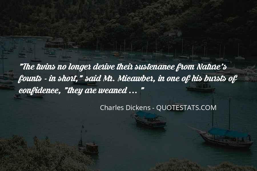 Man In Nature Quotes #9747