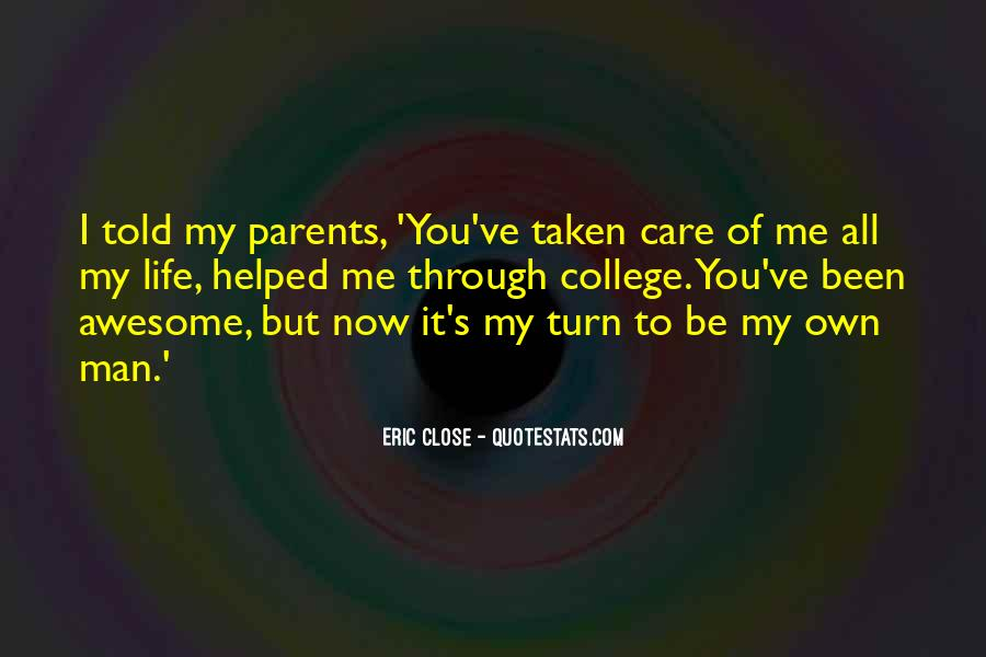 Top 100 Man My Life Quotes: Famous Quotes & Sayings About ...