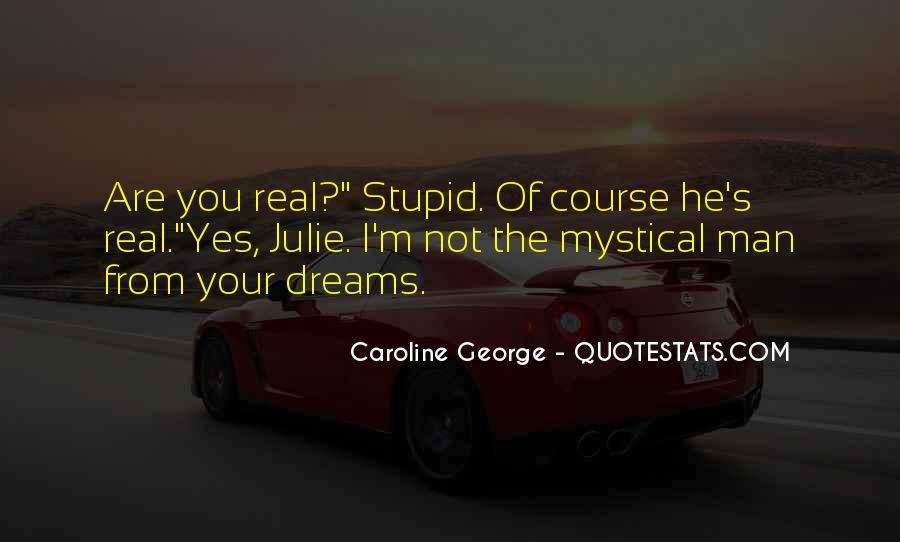 Man Of My Dreams Funny Quotes #1437734