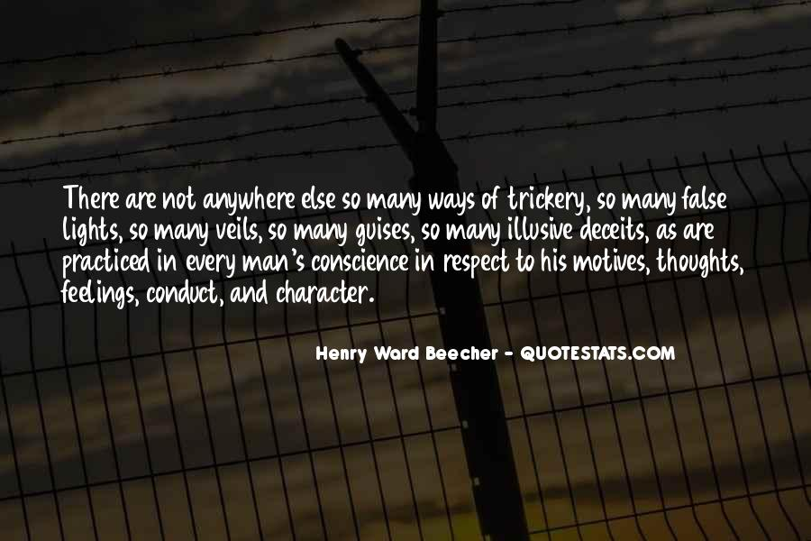Man Of Respect Quotes #100327