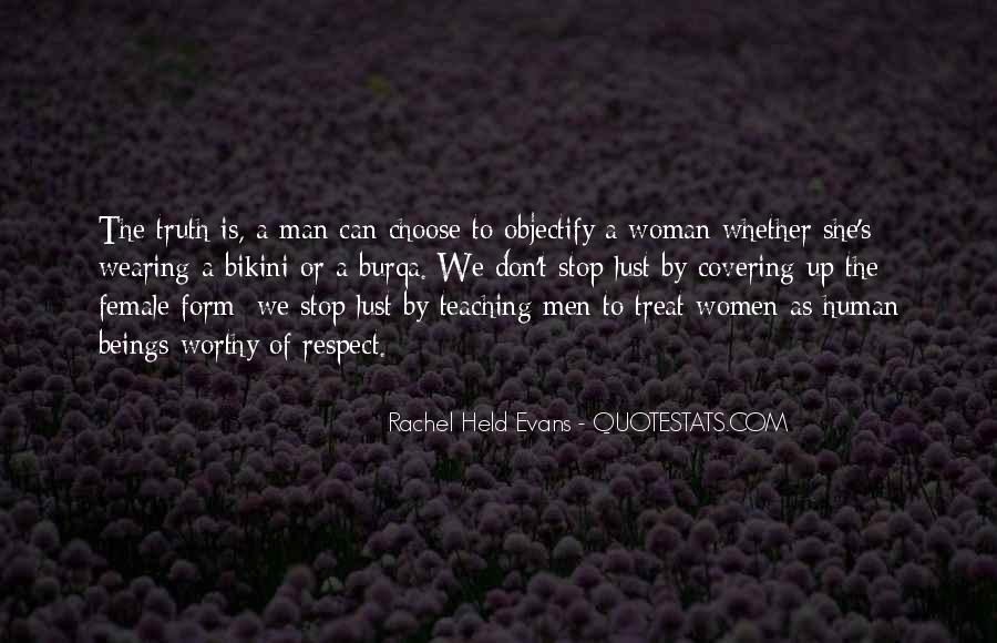 Man Of Respect Quotes #12821