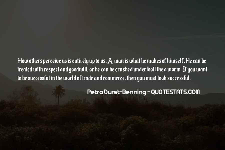 Man Of Respect Quotes #159447