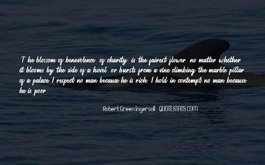 Man Of Respect Quotes #174263