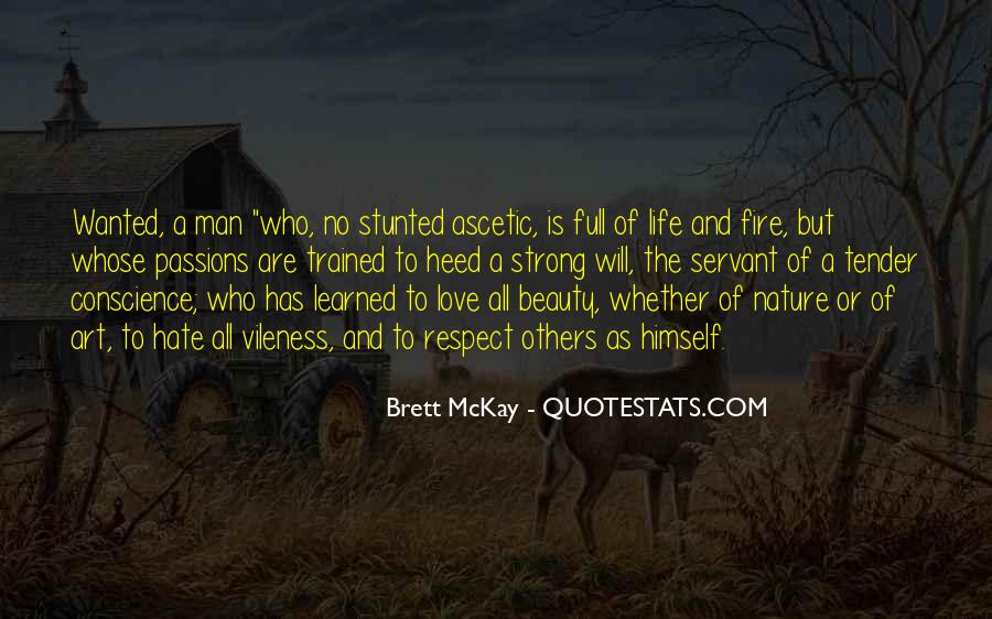 Man Of Respect Quotes #379000