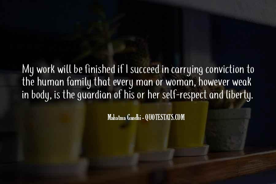 Man Of Respect Quotes #647275