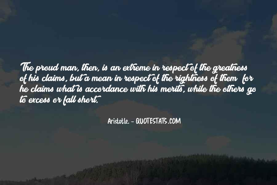 Man Of Respect Quotes #684103