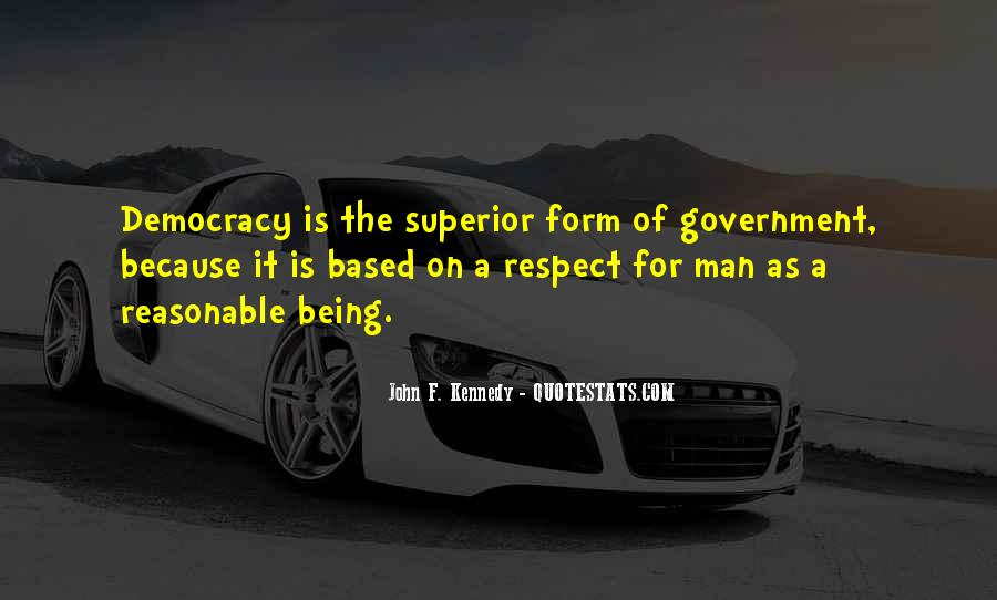Man Of Respect Quotes #695400