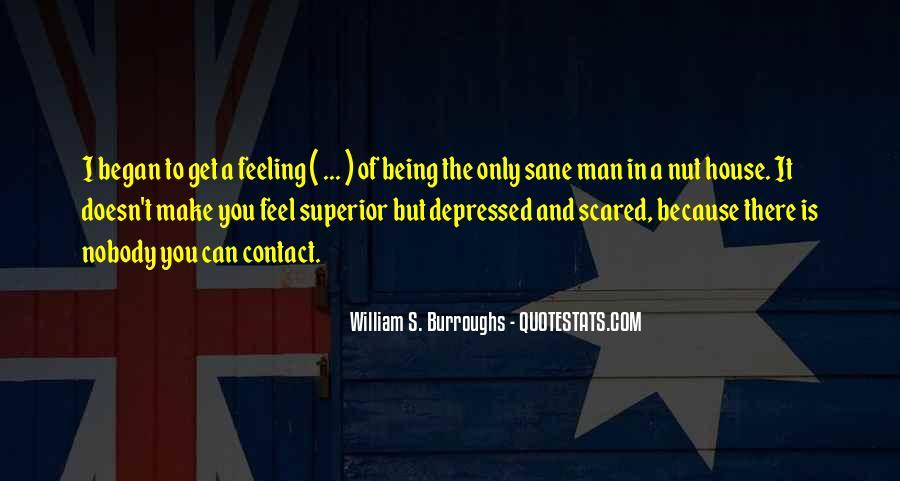 Man Superior Quotes #163924
