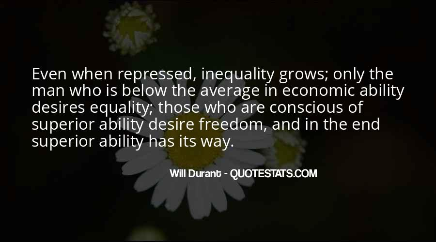 Man Superior Quotes #171153