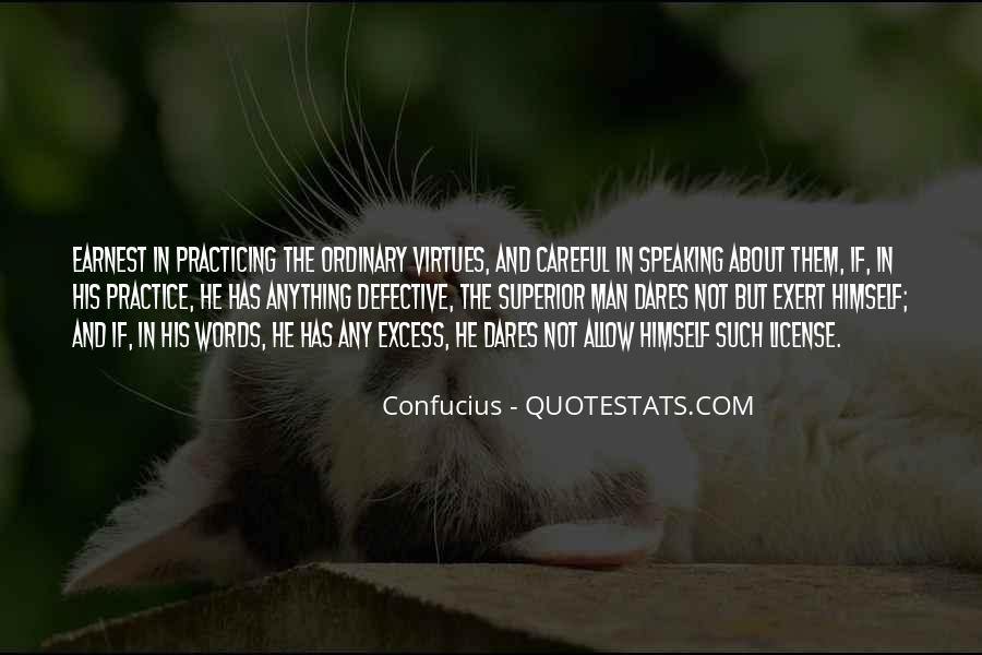 Man Superior Quotes #227707