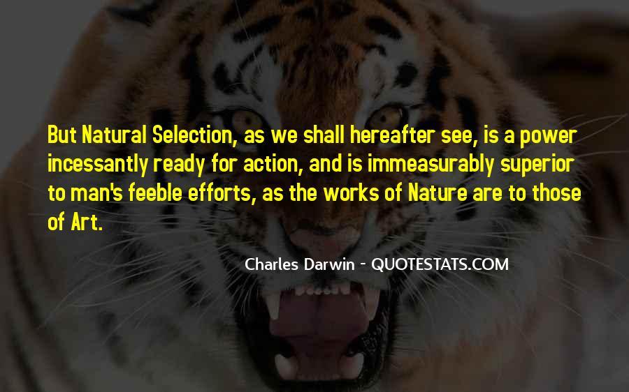 Man Superior Quotes #271468