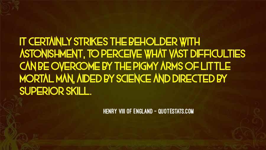 Man Superior Quotes #279470