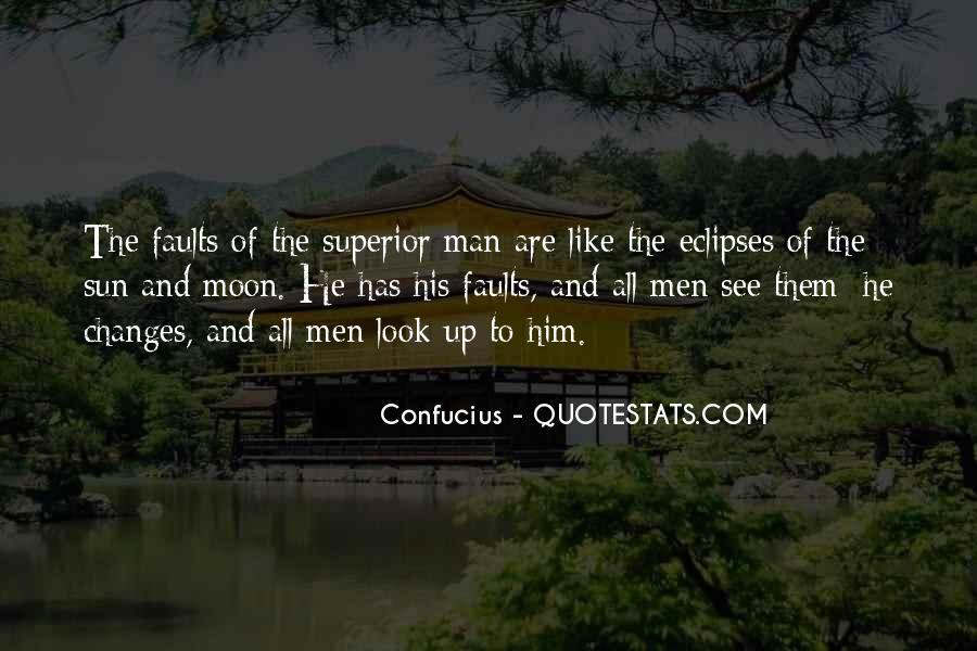 Man Superior Quotes #286349