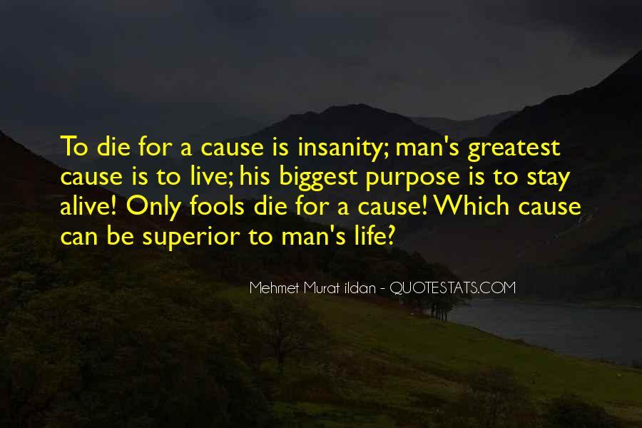 Man Superior Quotes #324666