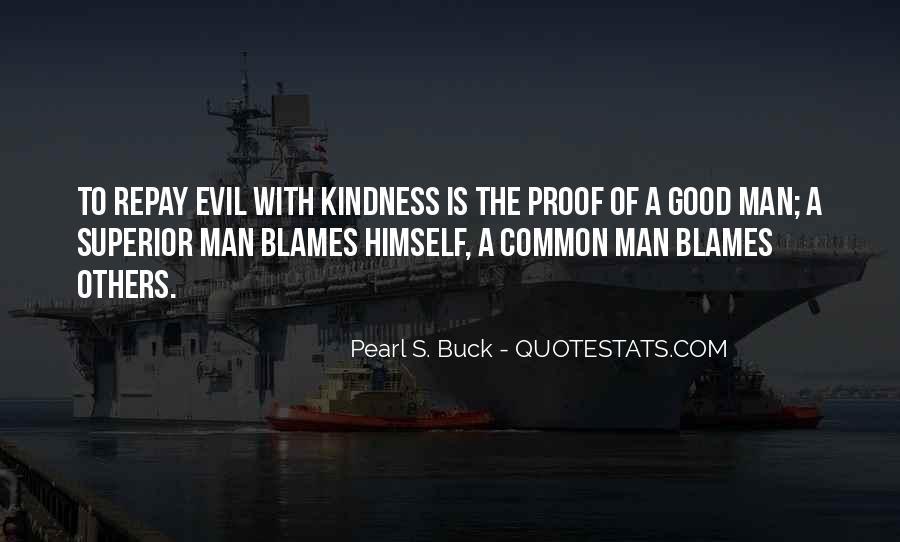 Man Superior Quotes #349915