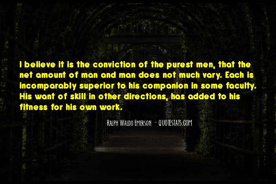 Man Superior Quotes #36294