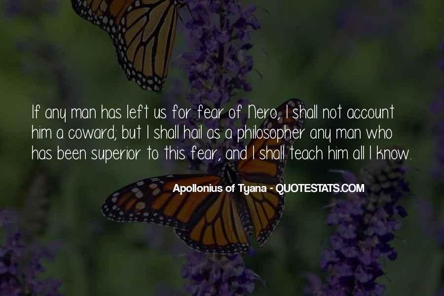 Man Superior Quotes #49177