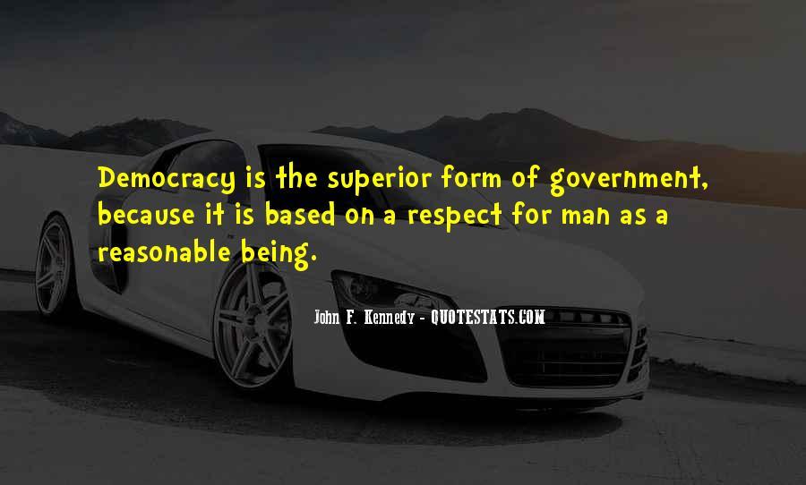 Man Superior Quotes #695400