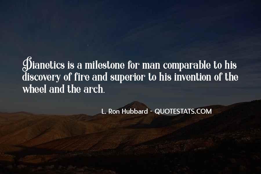 Man Superior Quotes #708719