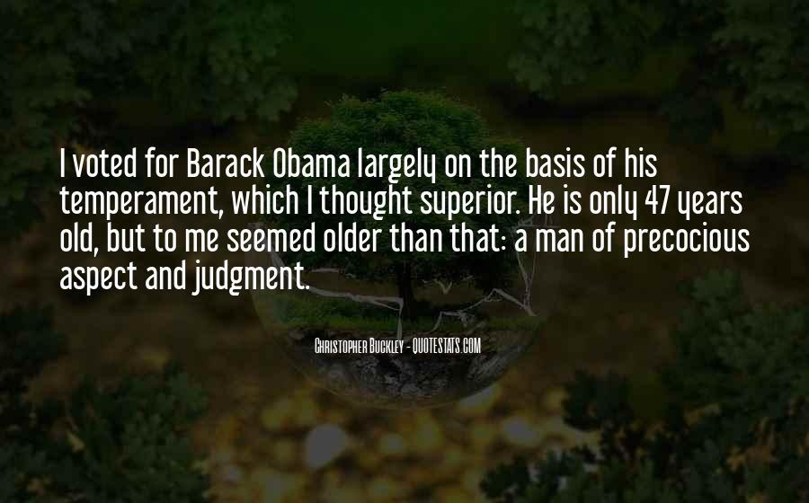 Man Superior Quotes #71439