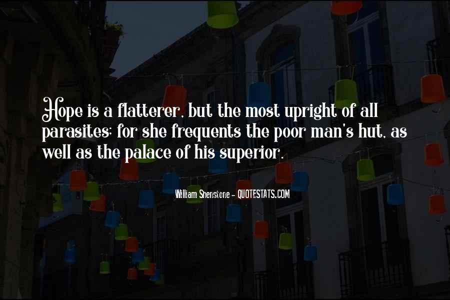 Man Superior Quotes #787125