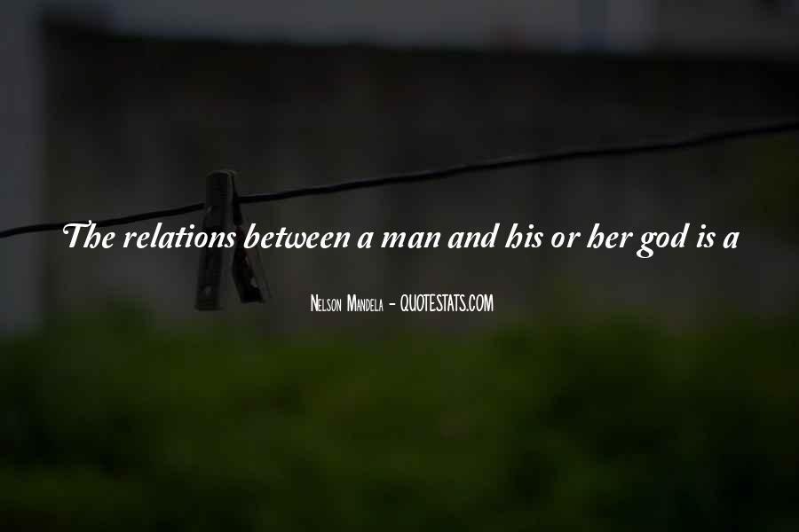 Man Superior Quotes #82161