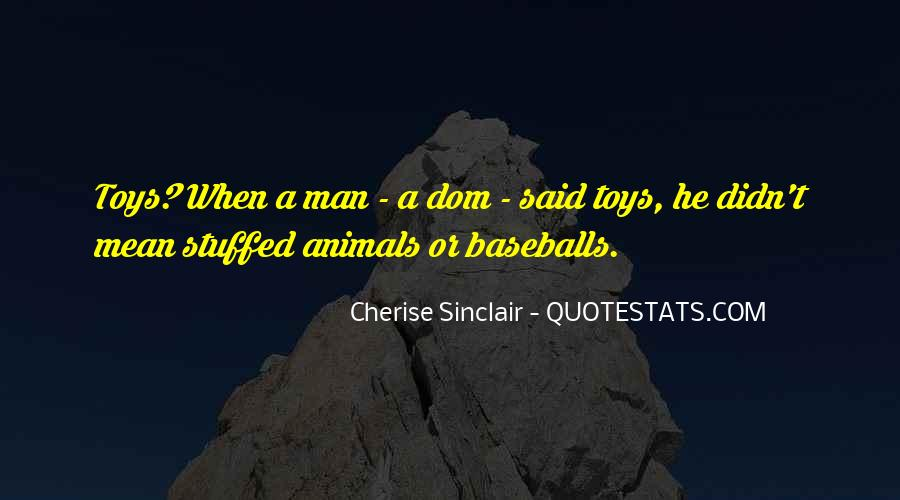 Man Toys Quotes #1607478