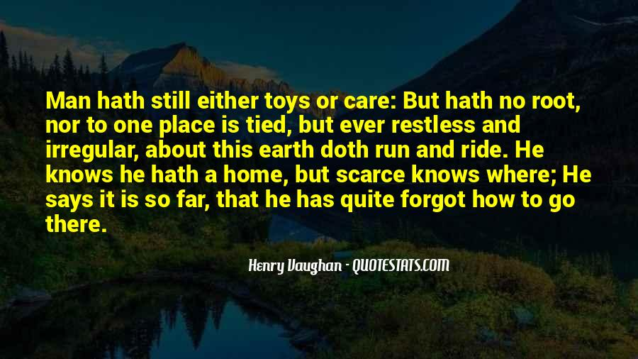 Man Toys Quotes #1645922