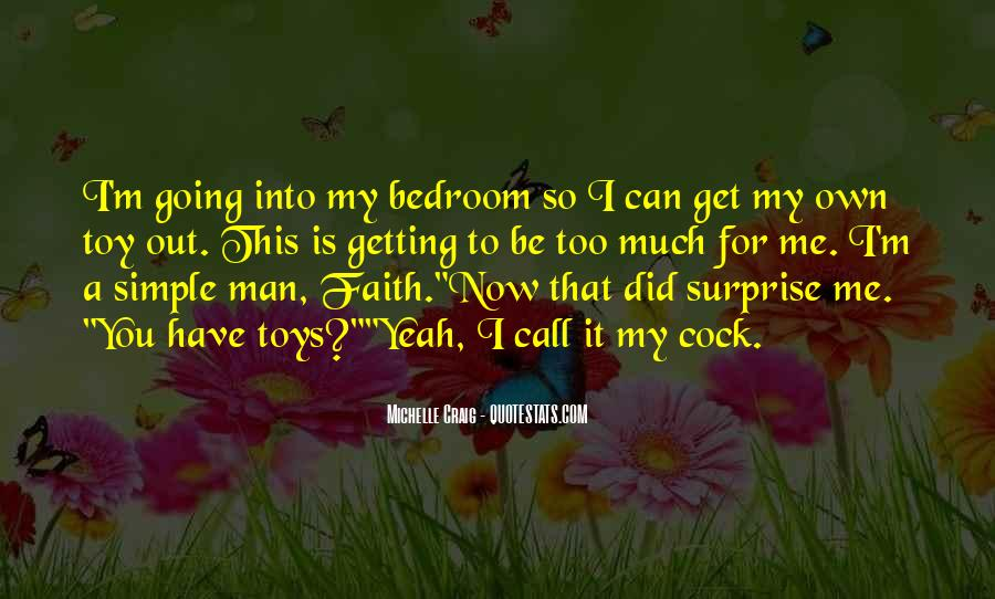 Man Toys Quotes #453088