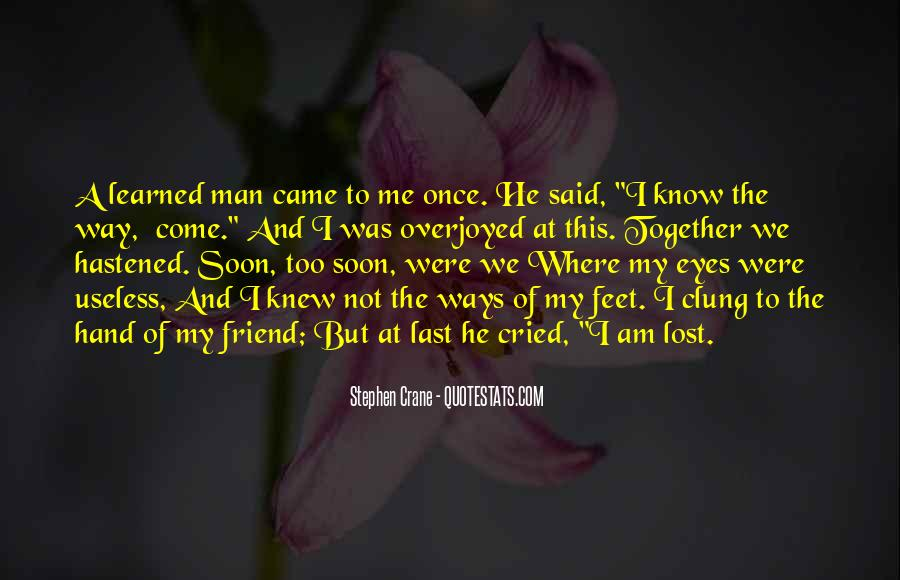 Man Who Cried Quotes #1392671