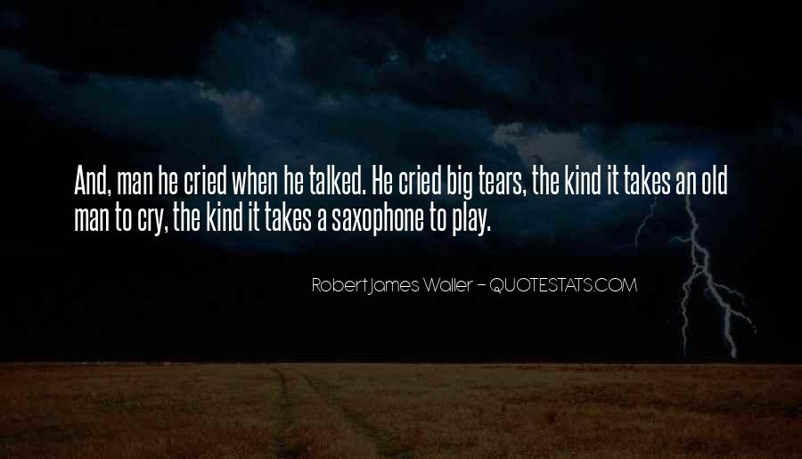 Man Who Cried Quotes #1444952