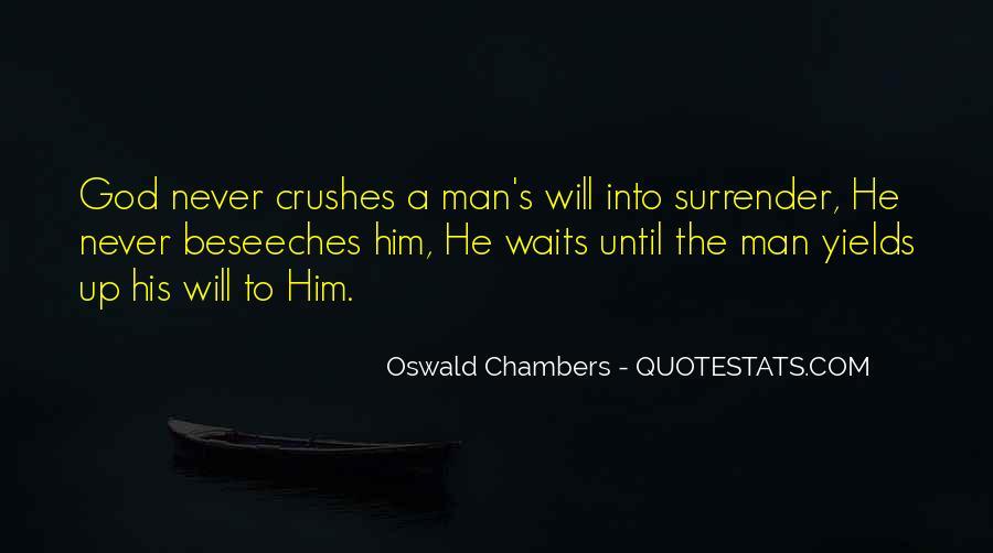 Man Who Waits Quotes #1033095