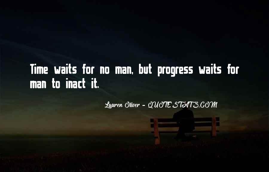 Man Who Waits Quotes #1170534