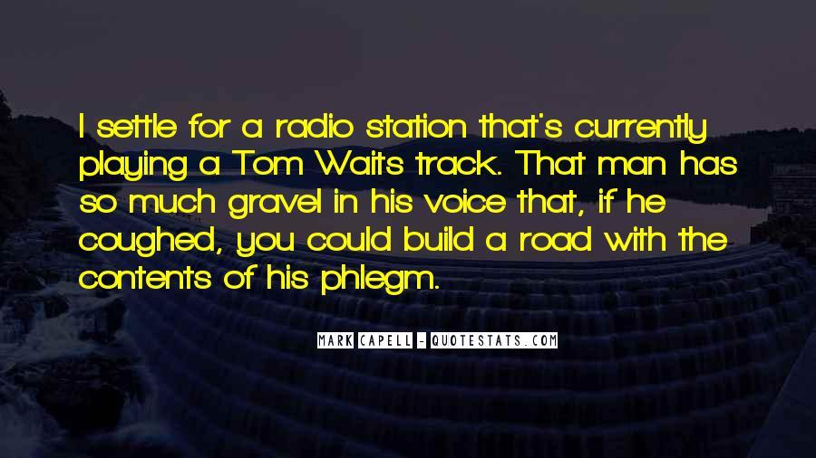 Man Who Waits Quotes #1184353