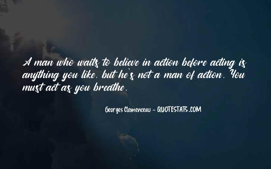 Man Who Waits Quotes #1365192