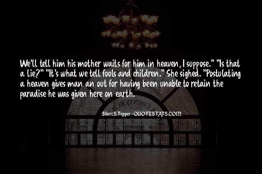 Man Who Waits Quotes #1819184