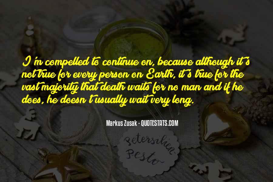 Man Who Waits Quotes #573273