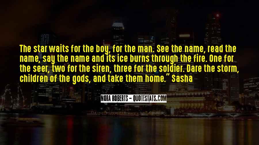Man Who Waits Quotes #648337